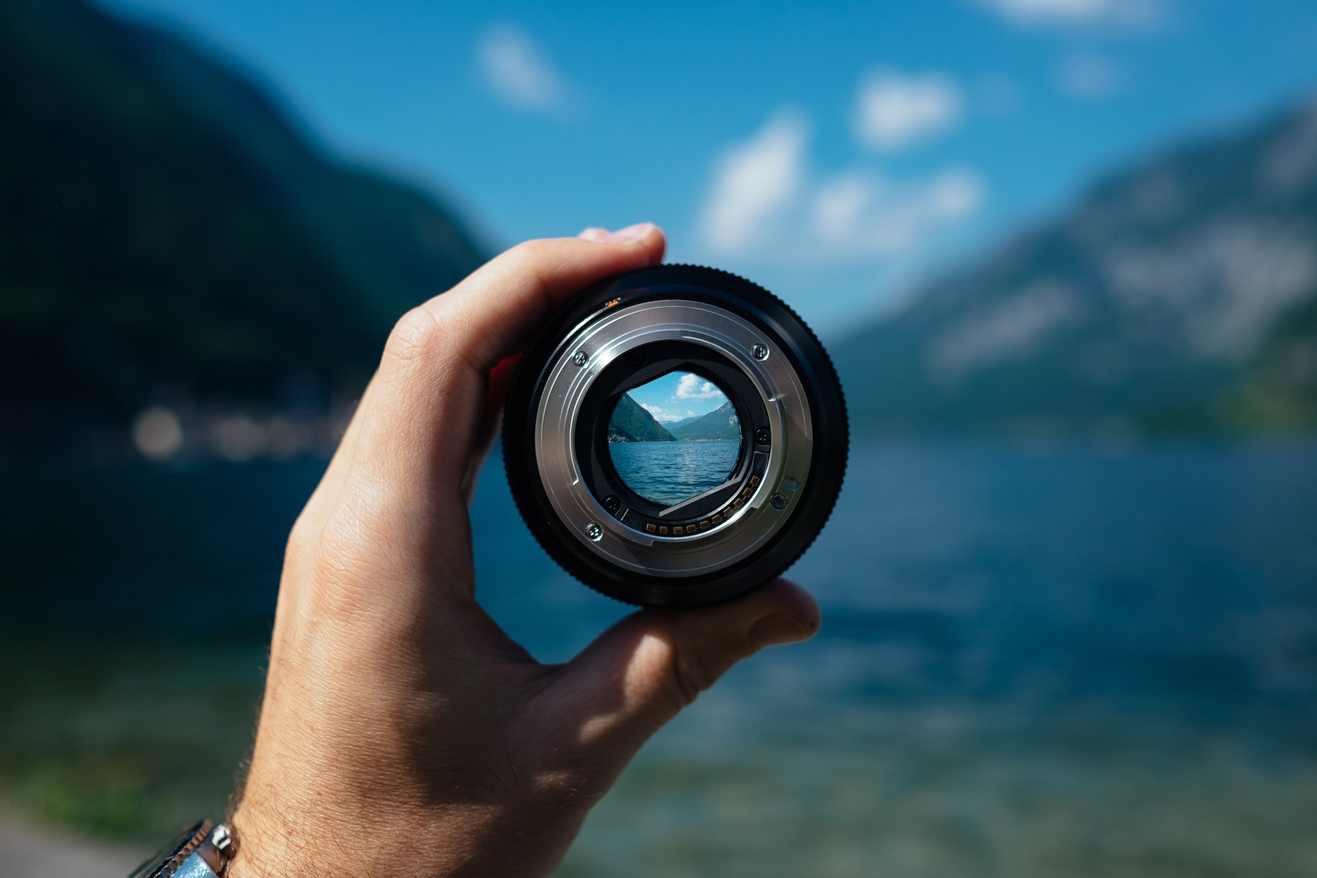 Oeil photographique