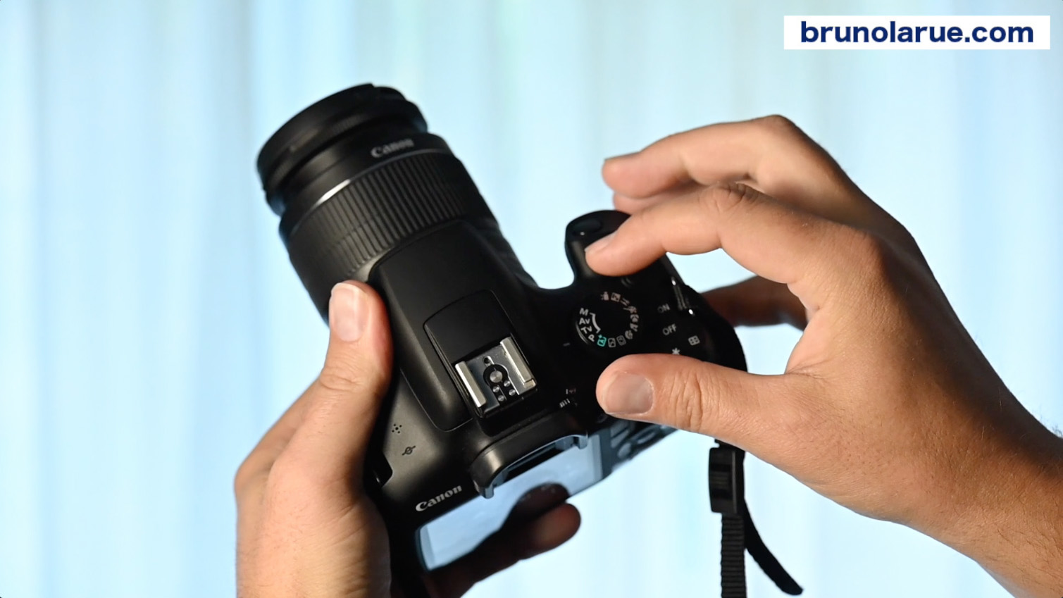appareil photo Bruno Larue